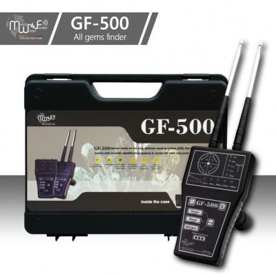 美國MWF GF-500 鑽石探測器–綠寶石–隕石–寶石長距離定位器