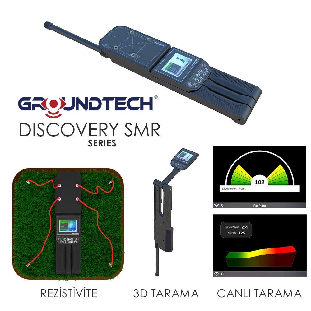 土耳其康拉德地麵技術發現SMR地麵雷達可視成像儀電法儀物探儀器