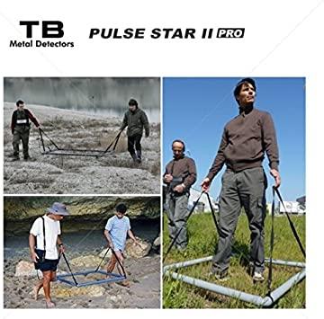德国Pulse Star II Pro 脉冲星 探宝金属探测器 德国TB脉冲探测器