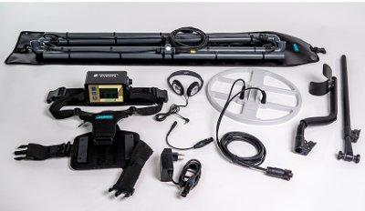 德国LOREN Z2 脉冲金属探测器 2021新款 洛伦兹Z2黄金探测器 抢先购