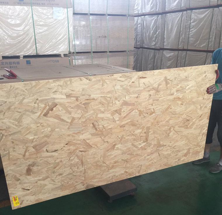 意大利杨木刨花板 1220x2440x15mm