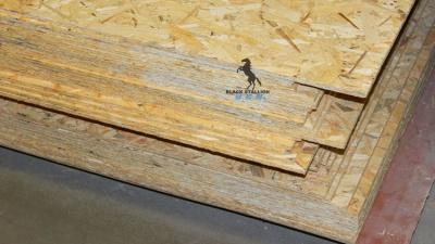 防水定向结构刨花板 1220x2440x9mm