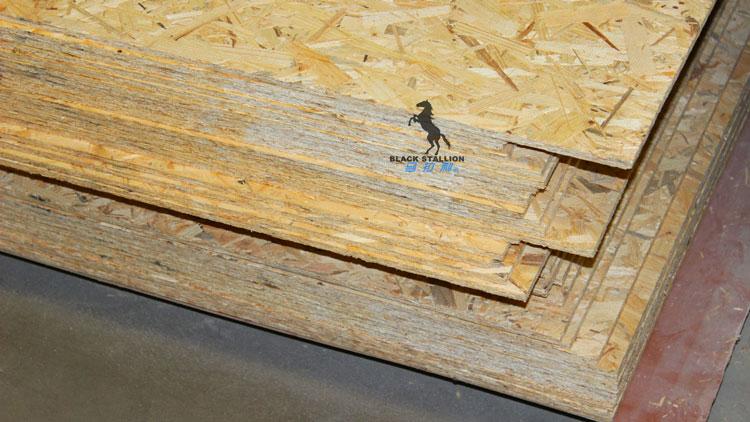 12mm防水定向结构刨花板 1220x2440x12mm