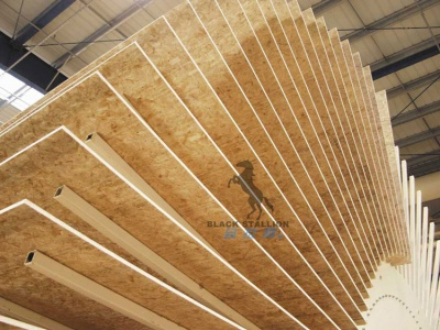 15mm防水定向结构刨花板 1220x2440x15mm