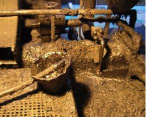 嗜油菌对油污泥 应用的效果