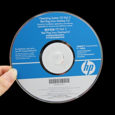 Adhesive RFID Sticker NFC tag For CD