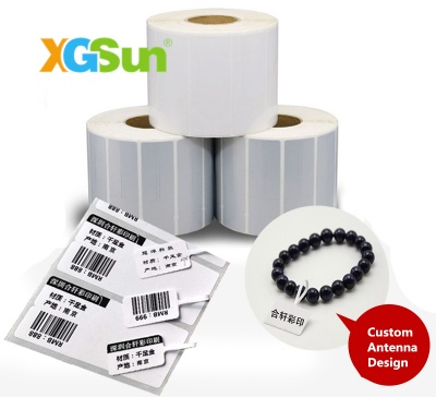 Top Sell Contactless Popular Rfid Anti - Theft Tags Labels For Jewelry