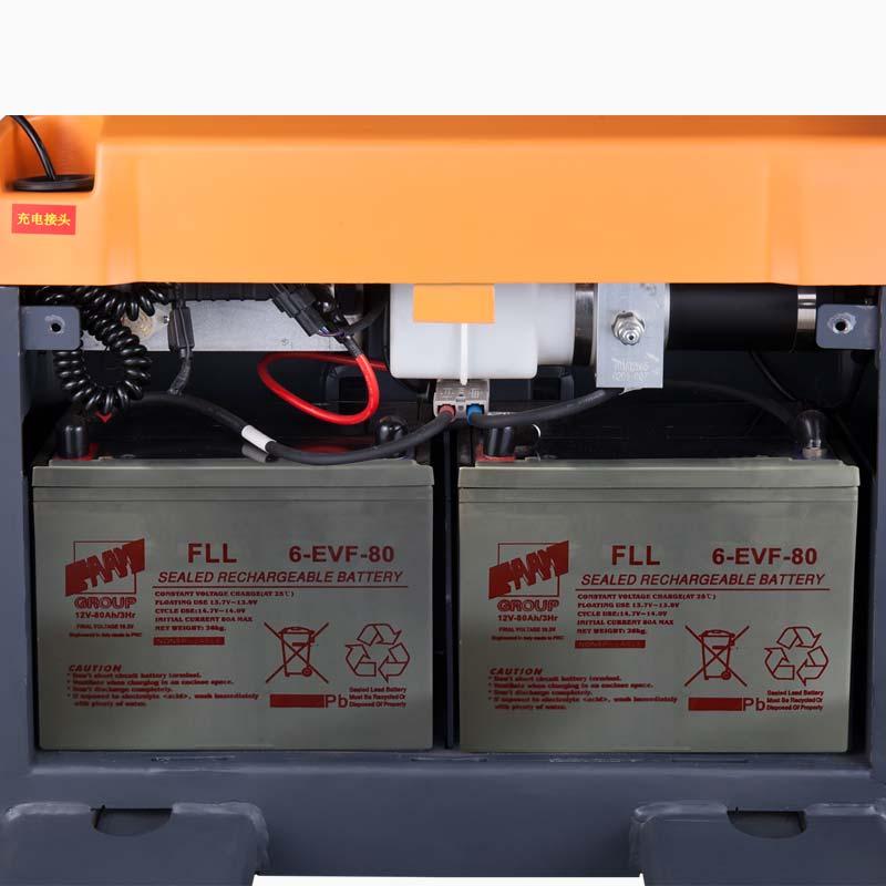 XPC搬运车电池