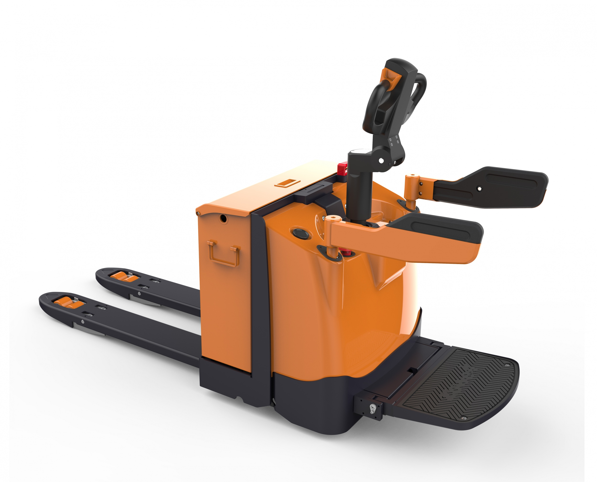 永合力——电动搬运车电瓶的保养和使用规范