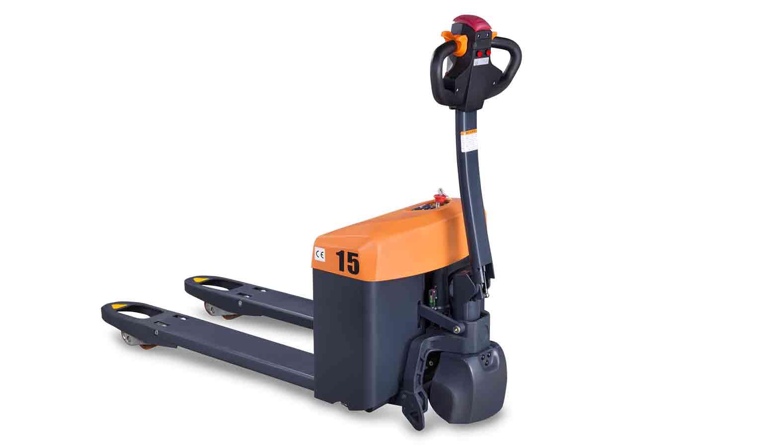 永和力电动叉车——电动叉车启动需要注意的事项