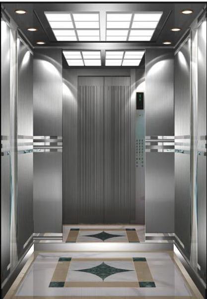 關于電梯轎廂內鏡子的作用