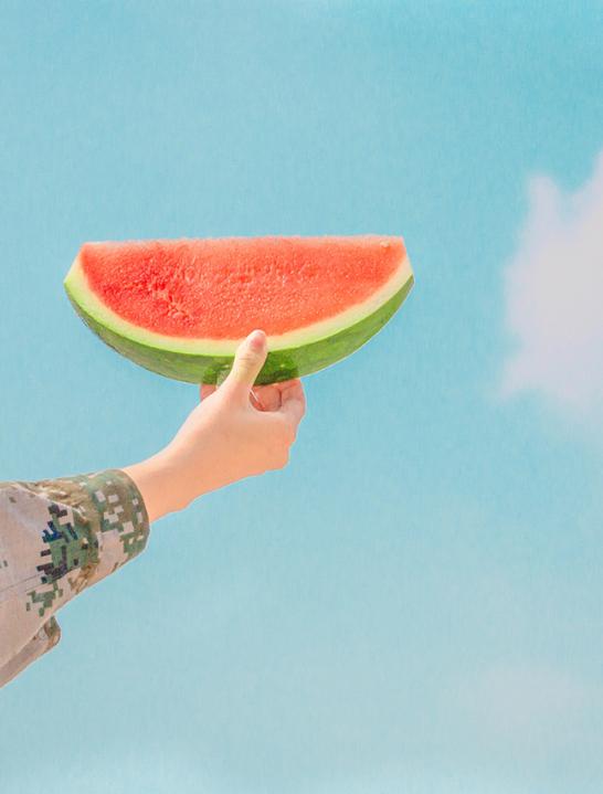 你想要的夏天是怎样的|是这样...