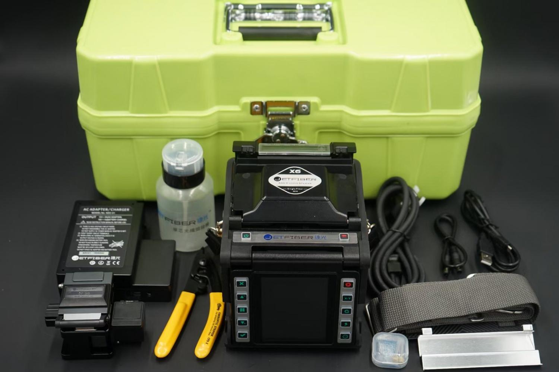 捷光X6六馬達干線機