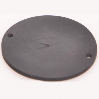 照明圆形橡胶垫