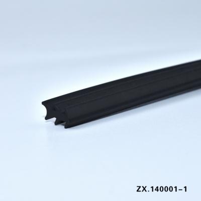 固定門上密封膠條  L=2825mm