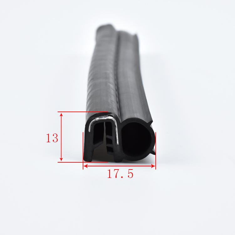 维护板密封条17.5*13广州橡胶制品厂家