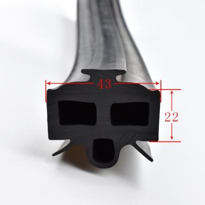 左胶条组件(规格:L=1967) 橡胶制品