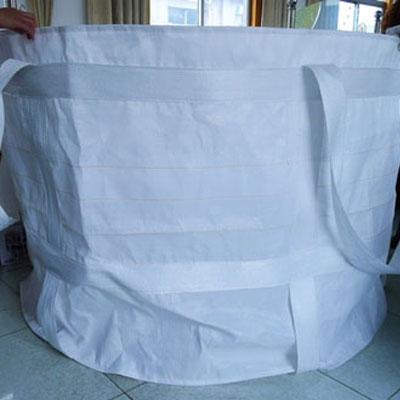 圆形2000kg-3500kg大开口兜底集装袋