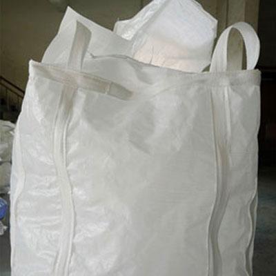 方形跨角底吊式集装袋