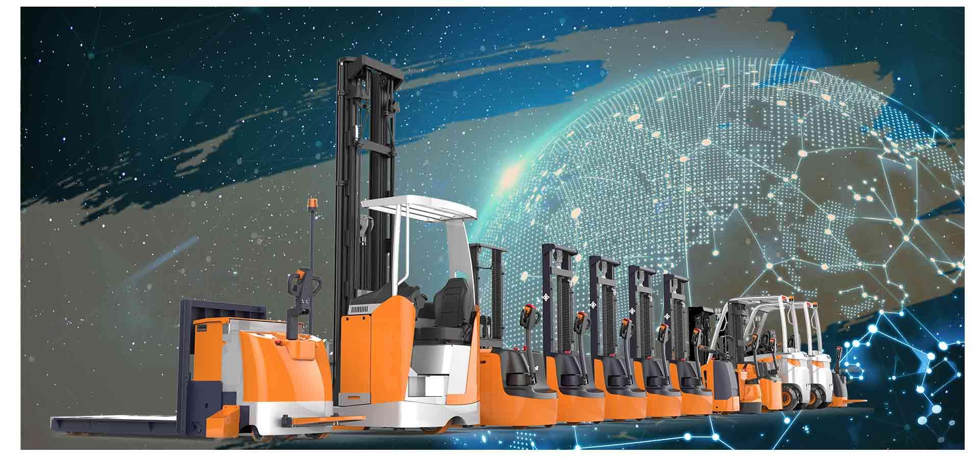 电动叉车全球品质
