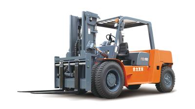 H2000系列6-8-10噸柴油平衡重式進箱叉車