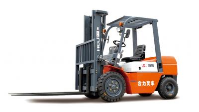 K系列2-3.5噸柴油平衡重式叉車
