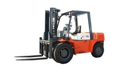 K系列7.5噸柴油平衡重式叉車(含石材車)