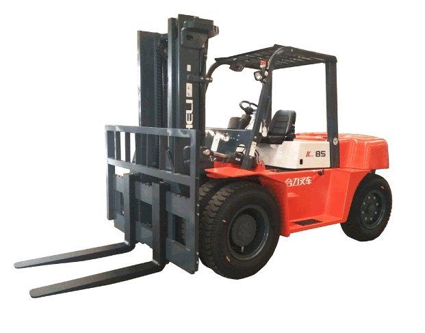 K系列8.5-10噸柴油平衡重式叉車