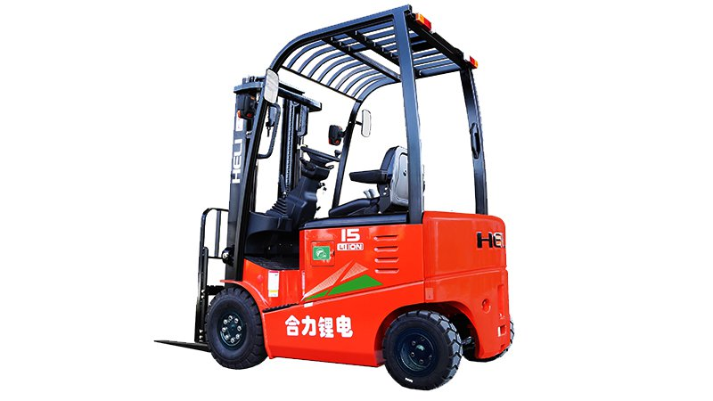 G系列 1-1.8噸鋰電池平衡重式叉車