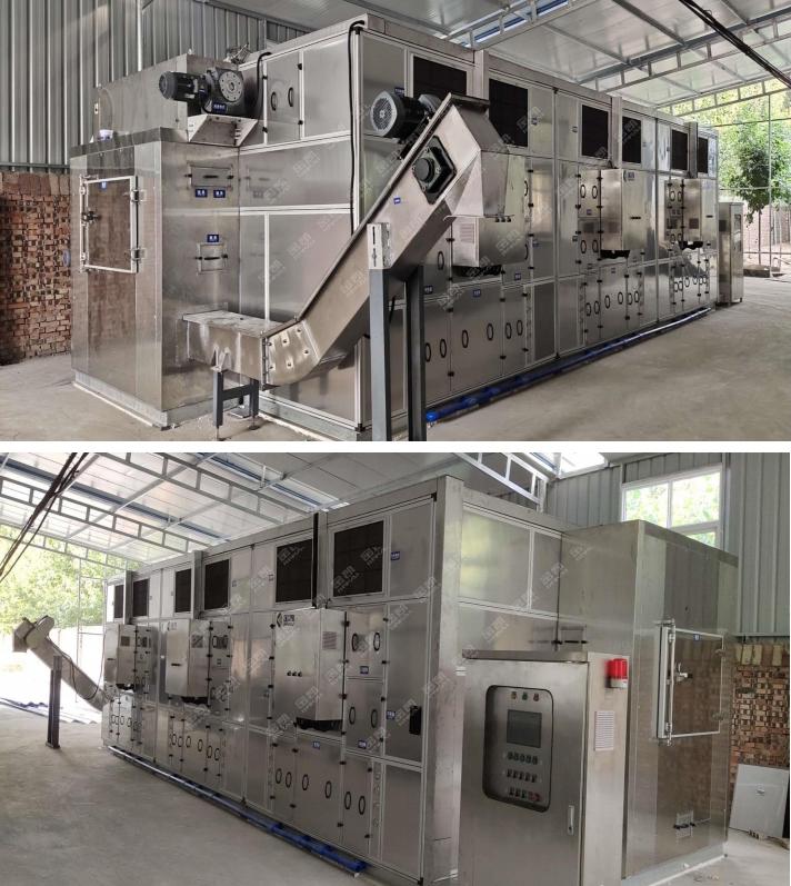污泥处理设备——郑州盛瑞化工污泥处理工程案例