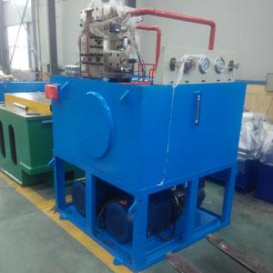 630吨压力机液压站