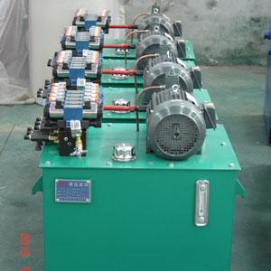 锯石机液压站