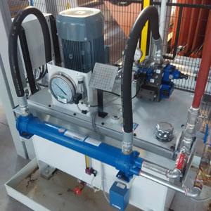 轮胎厂硫化机液压站
