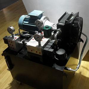 数控机床液压站