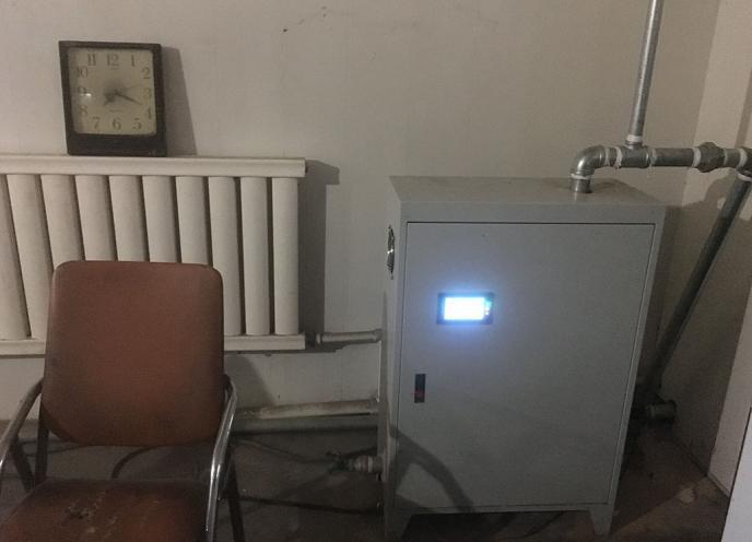 电磁采暖炉工程案例