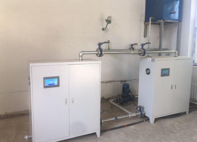 煤改电工程电磁采暖炉