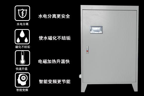 润之能小功率电磁采暖炉优势图