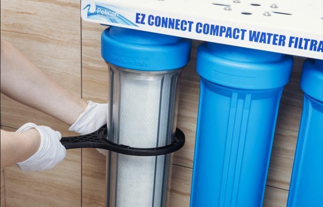 安装全屋净水 8大措施延长系统寿命