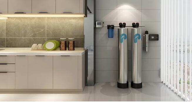 湃能全屋净水 满足您的24小时用水需求多元化