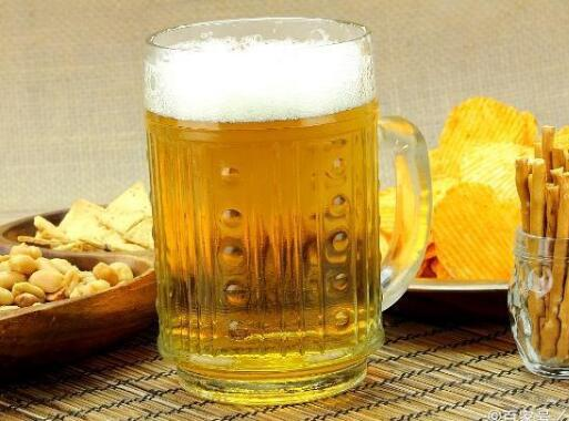 不同类型的水会影响啤酒的味道