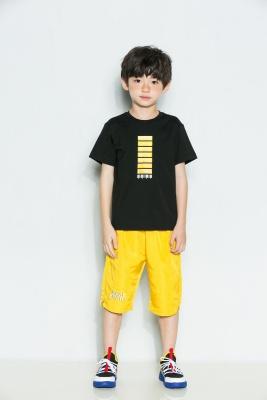 2019夏季城市系列男童
