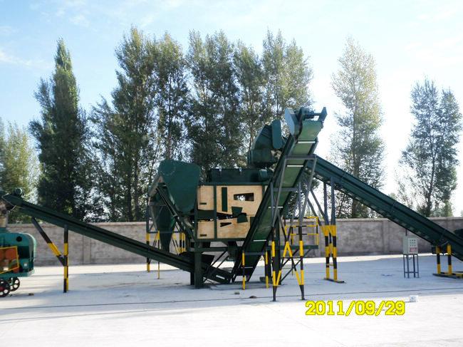 5TRC—12型揉搓式大型玉米脫粒清選機械設備