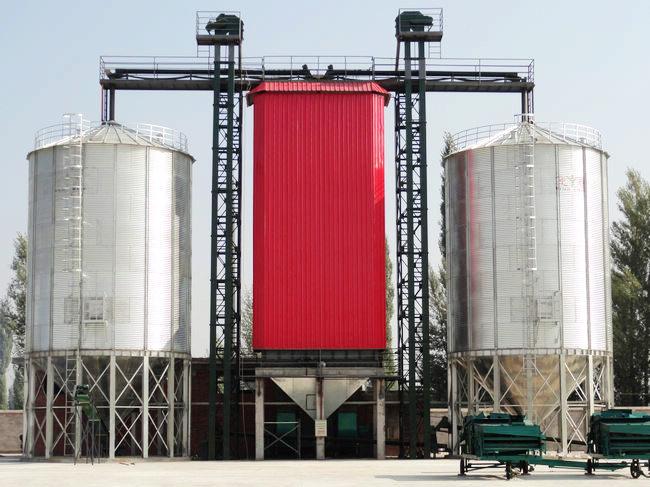 5HZ—10型玉米籽粒烘干機械設備