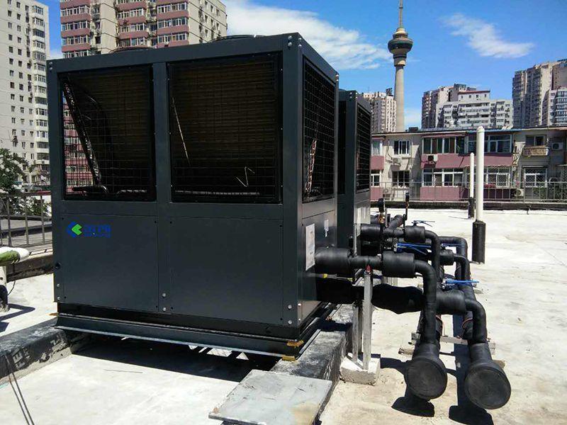 采暖制冷热泵机组
