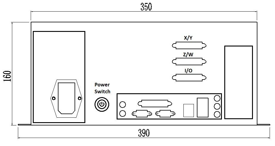 数控系统MicroHYD-GE200