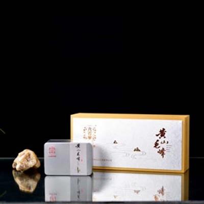 毛峰银色条礼盒