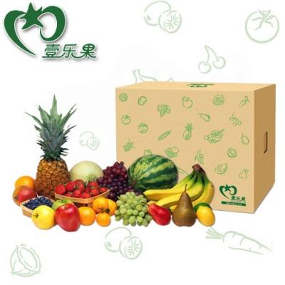 壹乐果 进口水果礼品卡(2选1)