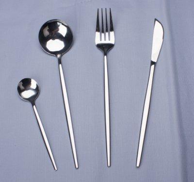 北歐創意餐具刀叉勺套裝