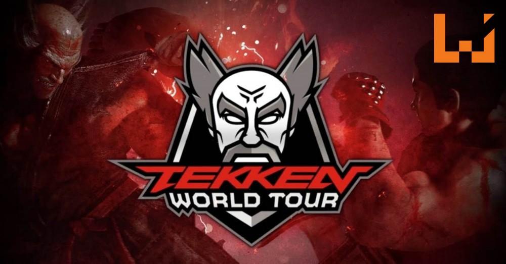 拳霸鐵拳世界巡回賽限定版搖桿12月8日亞洲首發預定 BANDAI NAMCO X Twitch《Tekken World Tour》