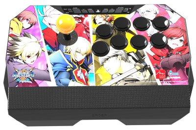QANBA/拳霸蒼翼默示錄 交叉組隊戰BLAZBLUE PS4 官方授權版搖桿